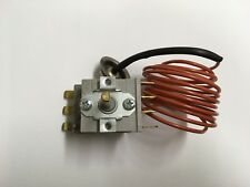 C00051734 051734 Termostato regolabile + int. on-off Originale Hotpoint Ariston