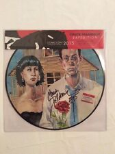 SDCC 2015 Signed Chuck Palahniuk Expedition Picture Disc Vinyl Fight Club Rare