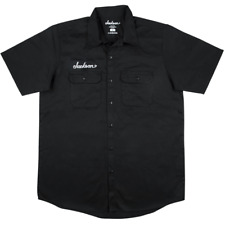 Jackson Logo Workshirt Black X-Large 299-9578-706