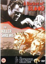 [DVD] A Bucket of Blood / The Killer Shrews