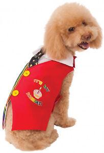 Barkday Pet Happy Birthday Vest Dog Puppy Colorful Costume