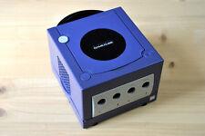 NGC - Nintendo GameCube Ersatz Konsole in Purple (voll funktionsfähig)
