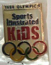 Atlanta 1996 Olympic Sports Illustrated Kids Five Rings