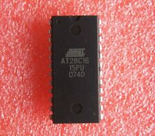10pcs AT28C16-15PU T28C16-15PU CMOS E2PROM DIP-24 ATMEL