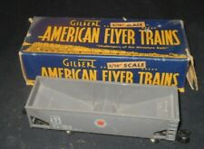 Gilbert American Flyer S Scale  #632 Lehigh Valley Plastic Hopper Car with Box