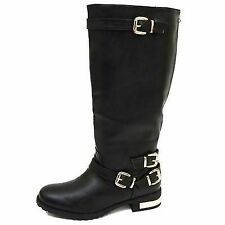 Wide (C, D, W) Width Cuban Heel Boots for Women