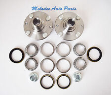 Front Left & Right Wheel Hub and Front Wheel Bearing set For KIA RIO 2003-2005