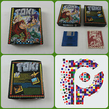 Toki A Ocean Game for the Commodore Amiga Computer tested & working