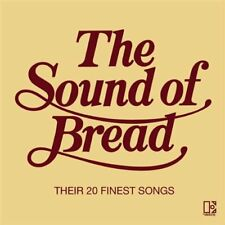 BREAD THE SOUND OF BREAD THEIR 20 FINEST SONGS CD SOFT ROCK NEW