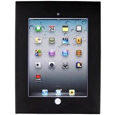 Allcam PAD1201A iPad Steel Security Case w/ VESA mount, wall mountable