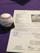 Kris Bryant Cubs All Star Autographed MLB Baseball JSA LOA Authenticated MVP