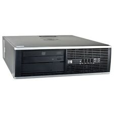 HP Elite 8200 SFF Desktop  Core i5 Quad Core 3.10GHz 500GB HD 8GB  Win 7 Pro