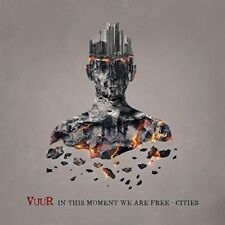 VUUR - IN THIS MOMENT WE ARE FREE-CITIES  2 VINYL LP+CD NEU