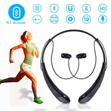 Wireless Headset Bluetooth Headphone Sport Stereo For Samsung iPhone LG Motorola