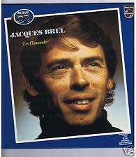 LP JACQUES BREL ALBUM D'OR LES FLAMANDES