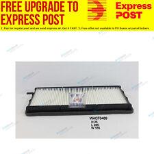 Wesfil Cabin Air Pollen Filter WACF0489 fits BMW 3 Series 316 i (E36),318 i (