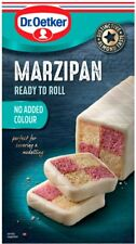 Dr. Oetker Ready to Roll Natural Marzipan (4x454g)