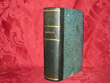 Libro 1853 Le Commedie di Terenzio e Alcune di Plauto Espurgate e Annotate