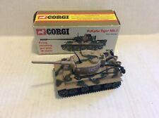 Corgi PzKpfw Tiger Mk. I # 900 Made in Hong Kong