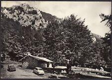 AA4332 Rieti - Provincia - Leonessa - Rifugio Fonte Nova - Cartolina - Postcard