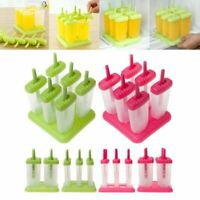 Frozen Ice Cream Mould Popsicle Maker Mould Tray Pan Kitchen DIY Pop Mold Q