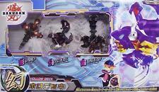 Sega Toys Bakutech Series Bakugan BTD-04 Hollow Starter Deck