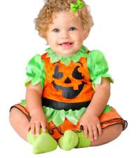 Morris Costumes Pumpkin Halloween Toddler Complete Outfit Orange 4-6 UR25975TXL