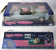 "RARE 2002 BRATZ FM CRUISER 18"" CAR REAL WORKING FM RADIO MGA NEW NOS !"