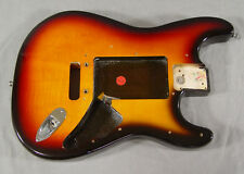 1992 Fender Stratocaster Ultra Body Flame Maple Top Sunburst FMT American USA