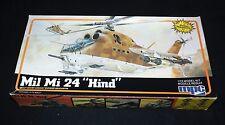 MPC 1/72 Mil Mi-24 Hind Soviet Heavy Attack Helicopter - NIOB