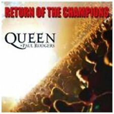 Queen Return of the champions (live, 2005, & Paul Rodgers) [2 CD]