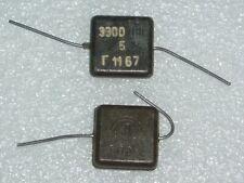 50 condensateurs céramiques 3300pF 3,3nF 63V N220