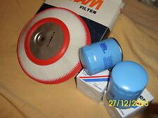 Luftfilter Benzinfilter 2x Ölfilter orig. Nissan Primera P10 Sunny N14 100NX B13
