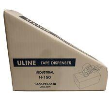 New Uline H 150 2 Tape Dispenser Packing Amp Shipping Industrial Tape Gun
