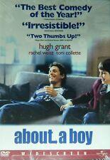 ABOUT a BOY (2002) Hugh Grant Rachel Weisz Toni Collette Peter McNicholl SEALED