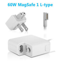 60W AC Magsafe Power Adapter Charger for Apple Macbook Pro 13/A1172/A1278 L-Tip