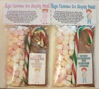 Children's Child Christmas Eve Box Snowman Soup Magic Sleeping Potion Candy Cane