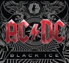 : Black Ice AC-DC  (Limited Edition red Cover) ---new sealed --no reserve