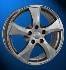 Wheelworld WH22 7.5x17 Lk5x112 ET35 ML66,6KU daytona grau frontpoliert