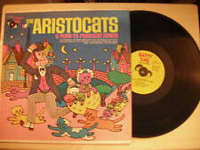 Happy Time Record ARISTOCATS & Pussycat Songs LP 60s