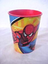 HALLMARK  MARVEL SPIDERMAN  16 OZ  PLASTIC CUP TO COLLECT