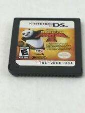 Kung Fu Panda 2 Game Nintendo DS, 2011 Game Only Fast Free Shipping!!!!
