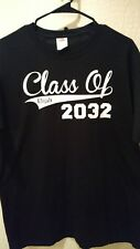 Custom Class Of 2031 shirt, First Day Of School, momento. Watch them grow.