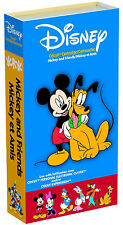 Cricut Mickey & Friends Cartridges  in its original packaging L