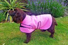 Large Aquamat PINK Dog Cooling Chiller CHIEN Coat, 60cm L, Jacket Summer Agility