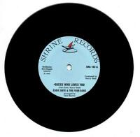 """EDDIE DAYE & FOUR BARS Guess Who Loves You NEW NORTHERN SOUL 45 (SHRINE 7"""" VINYL"""