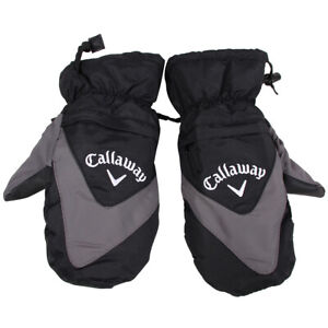 New - Callaway Golf Thermal Mittens