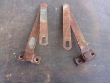 73-79 FORD F100 F150 F250 TAIL GATE TAILGATE FOLDING SUPPORT ARMS OEM PAIR