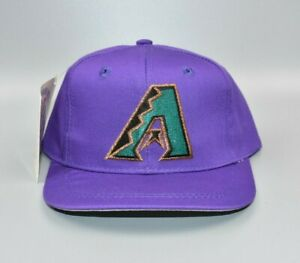Arizona Diamondbacks Vintage 90's Twins Enterprise YOUTH Snapback Cap Hat - NWT