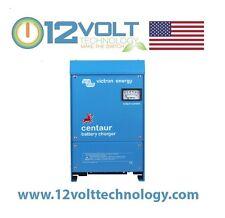Victron Centaur Charger 24V 16 Amp Marine and RV 24 Volt Charger 3 Battery Banks